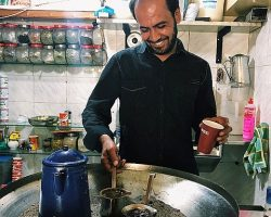 Amman traditional coffee