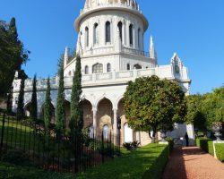 Baha'i Temple Haifa