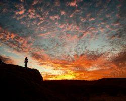 Petra-Sunset
